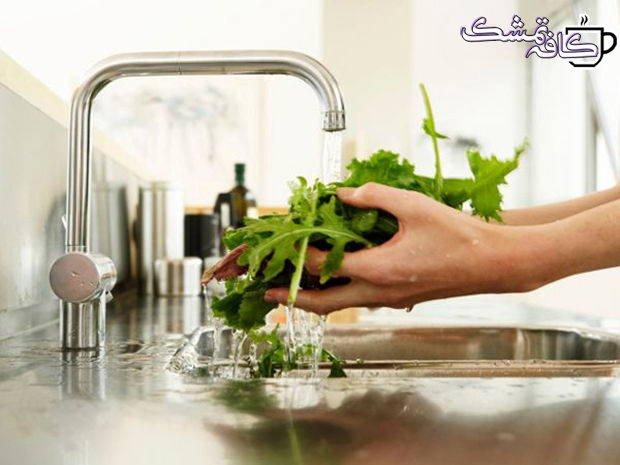 ضدعفونی کردن سبزیجات