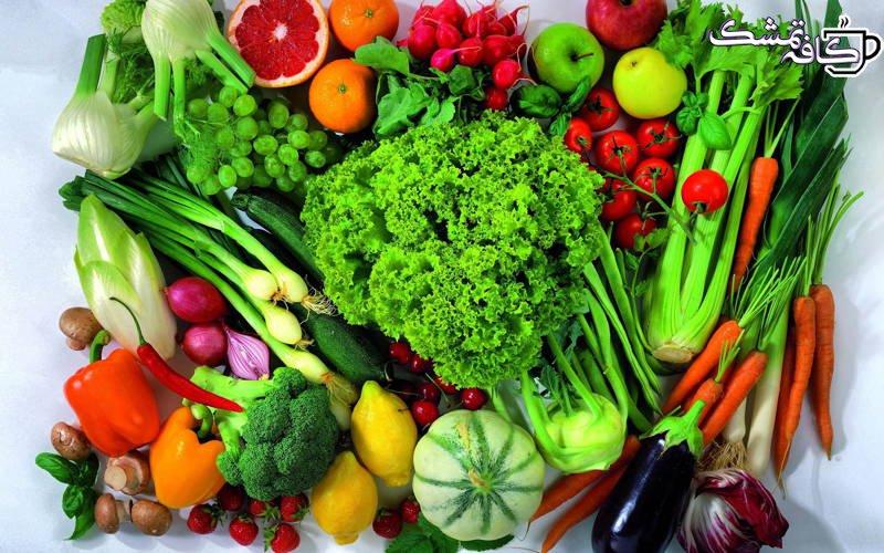 بهترین روش شستن سبزیجات