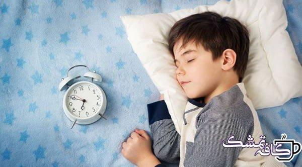 روش سریع خوابیدن