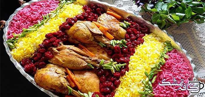 روش پخت غذای زرشک پلو با مرغ