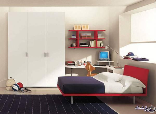 44 3 - آموزش تزیین اتاق خواب همراه چند ایده