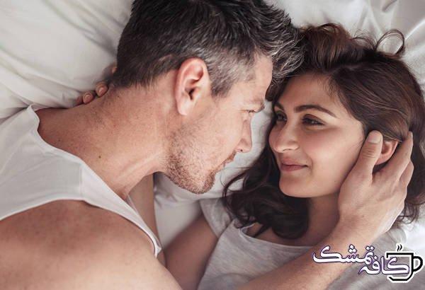 نقاط حساس بدن زن در رابطه جنسی