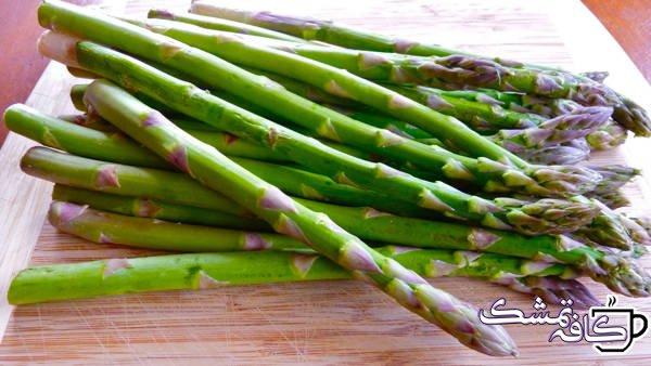 Asparagus 56a2a8a13df78cf77278871a - 15 غذای مفید برای حفظ سلامت قلب