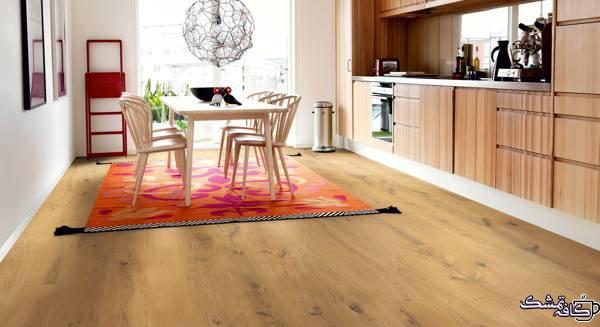 Pergo 220 WDPE 2205 Extra Matt Lacquer - چوب مصنوعی چیست، کاربردها و مواد تشکیل دهنده