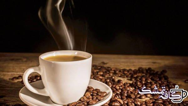 coffe - 15 غذای مفید برای حفظ سلامت قلب