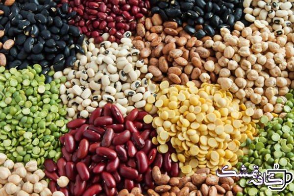 getty piles o edible beans1k - 15 غذای مفید برای حفظ سلامت قلب
