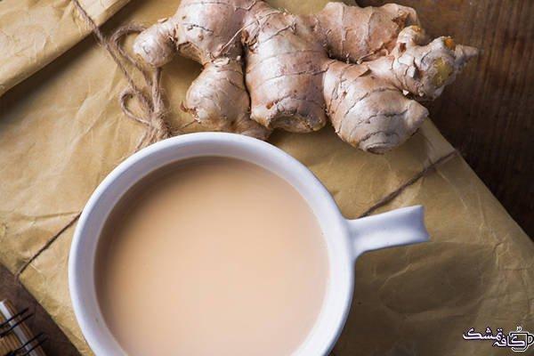 ginger masala tea - خواص چای ماسالا برای لاغری