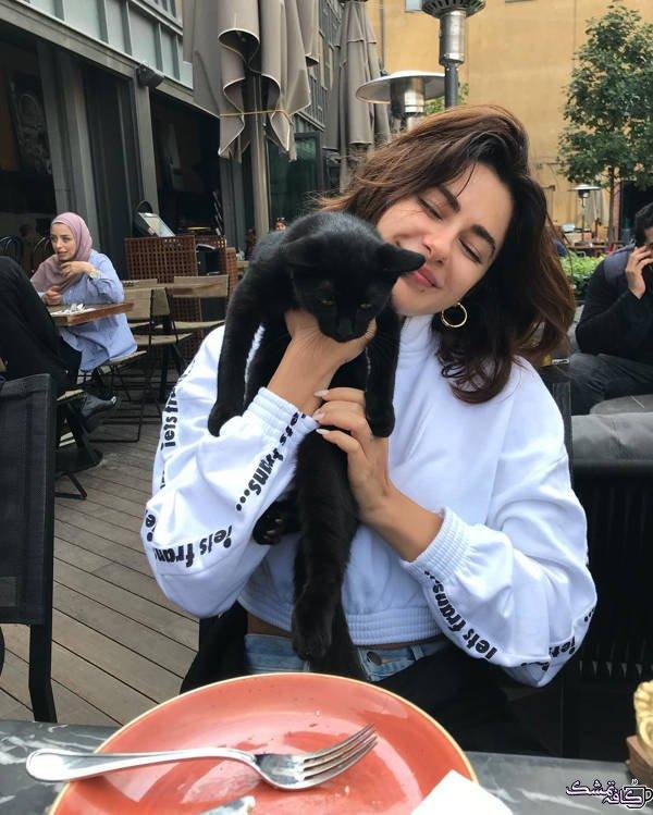 بیوگرافی نسرین جوادزاده nesrin cavadzade، بازیگر زیبا و جذاب ترک