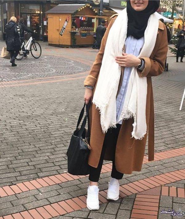 مدل مانتو دانشجویی 2019