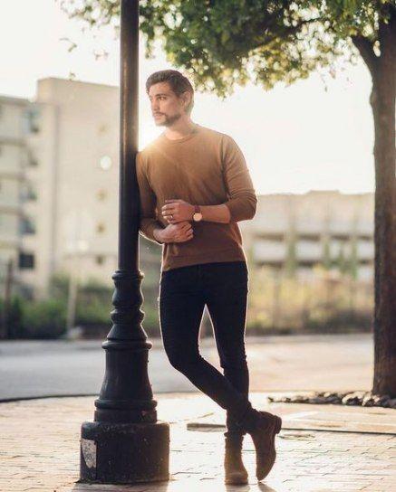 ژست عکاسی پسرانه خفن 2020 ، ژست های جذاب مردانه