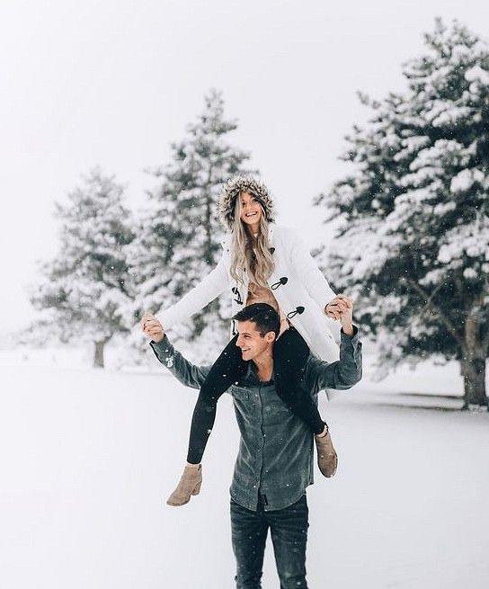 صبح بخیر عاشقانه زمستانی (عکس+متن)