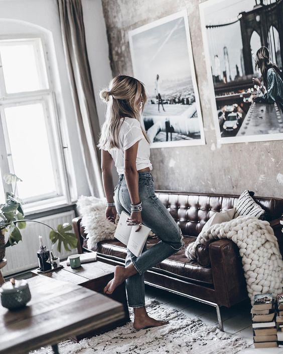 ژست عکاسی در خانه ، انواع ژست عکاسی در منزل