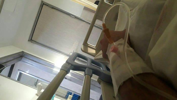 استوری فیک بیمارستانی برای اینستا | استوری فیک بذار و با دوستات شوخی کن