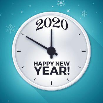 Photo of عکس و متن تبریک سال 2020 ، تبریک فارسی و انگلیسی 2020 میلادی