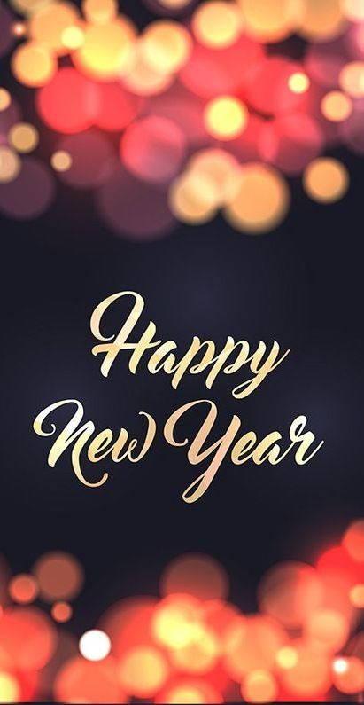 پس زمینه استوری سال نو میلادی 2020 | بکگراند گرافیکی Happy New Year 2020