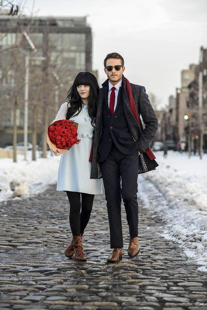 استایل کت شلوار در ولنتاین 2020 | جذاب ترین تیپ برای مردان در روز عشق