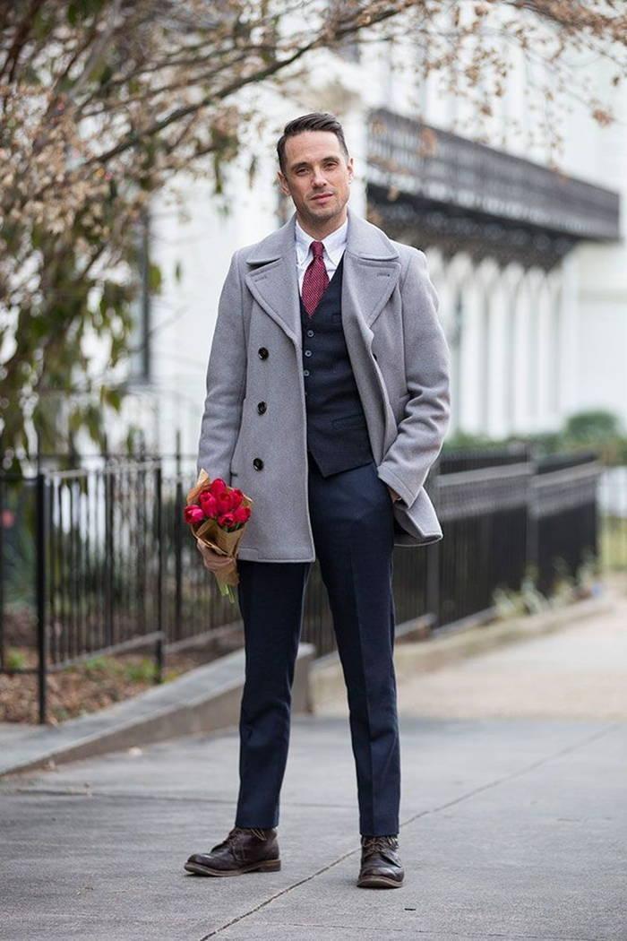 استایل شیک مردانه روز ولنتاین 2020 روز عشق سال 98