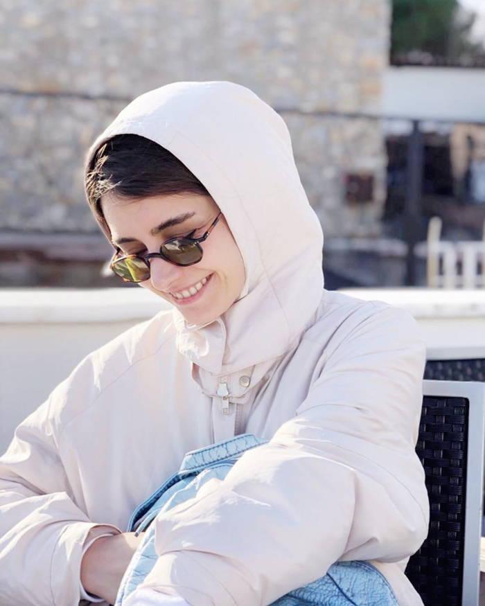 بیوگرافی تولین یازکان Tulin Yazkan بازیگر نقش مِنِس در سریال دختر سفیر