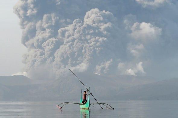 Photo of فاجعه آتشفشان تال Taal | آوارگی هزاران انسان و تهدید میلیونها نفر