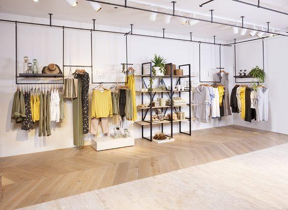 دکوراسیون داخلی مغازه 99 2020 ، پوشاک کیف و کفش