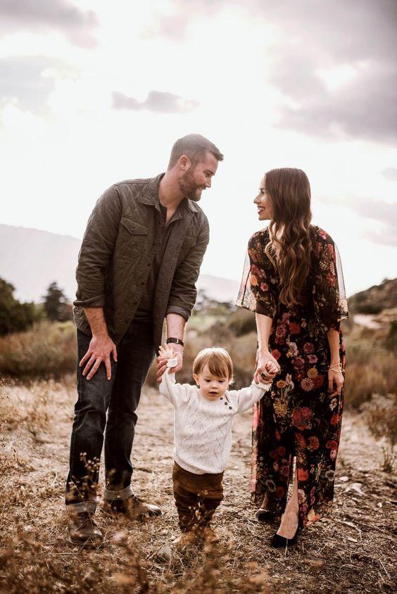 ژست عکس خانوادگی 2020 ، ژست های مجلسی ، آتلیه ای ، در طبیعت