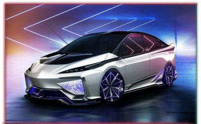 Photo of خودرو Ambivalent RD تویوتا پریوس | طراحی به سبک ژاپنی