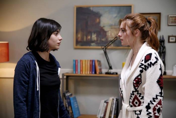 سریال ترکی ننگ Leke با بازی بوراک سویچ و ملیس سزن