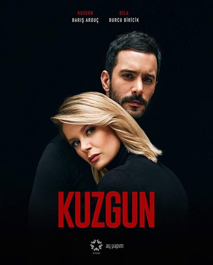 سریال ترکی کلاغ Kuzgun