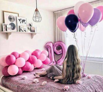 Photo of ژست عکاسی تولد 2020 ، ژست عکس تولد در منزل و فضای باز