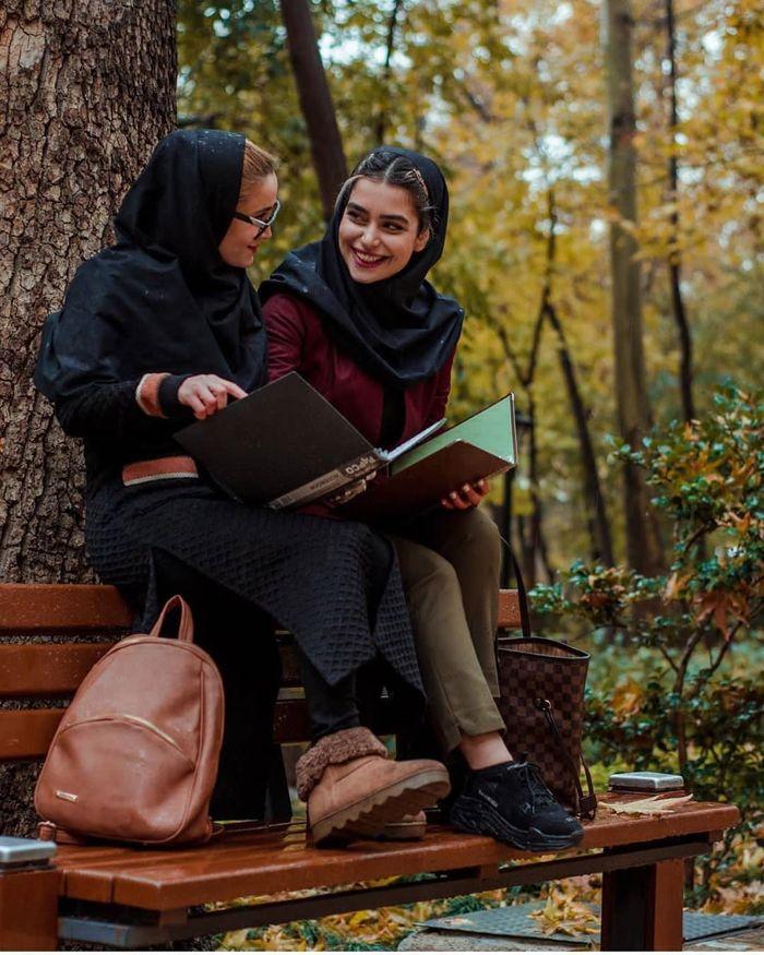 استایل دانشجویی اینستاگرام 2020 ، استایل دانشجویی دخترانه جدید