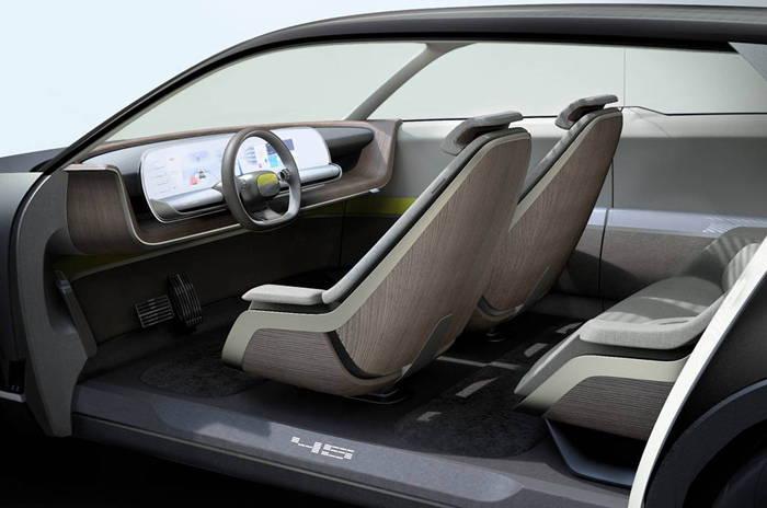خودرو کانسپت 45 هیوندای | ماشین مرموز و الکتریکی کره ای