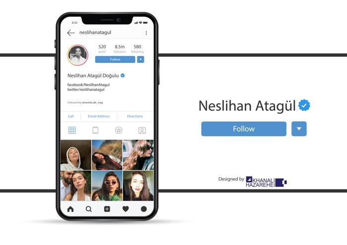 بیوگرافی نسلیهان آتاگول Neslihan Atagul