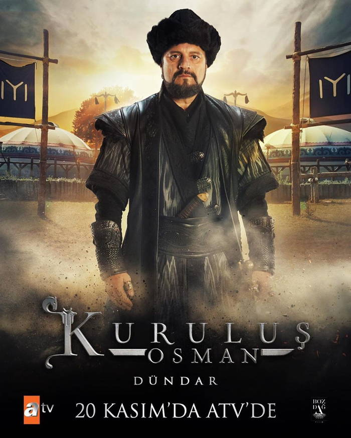 سریال قیام عثمان Kuruluş Osman