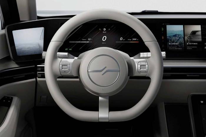 سونی خودرو برقی و راننده خودکار خود را معرفی کرد | Vision S یک احساس خاص