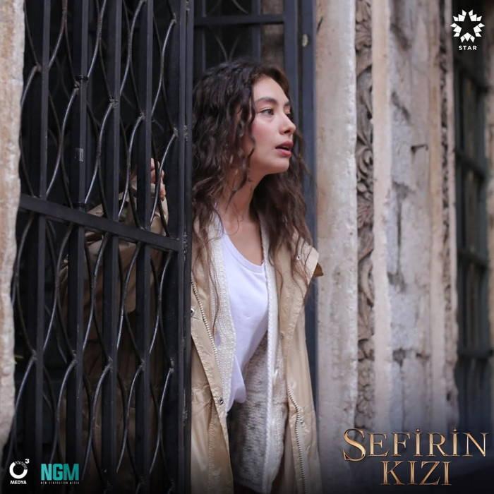 سریال دختر سفیر Sefirin Kizi به همراه معرفی بازیگران و خلاصه داستان