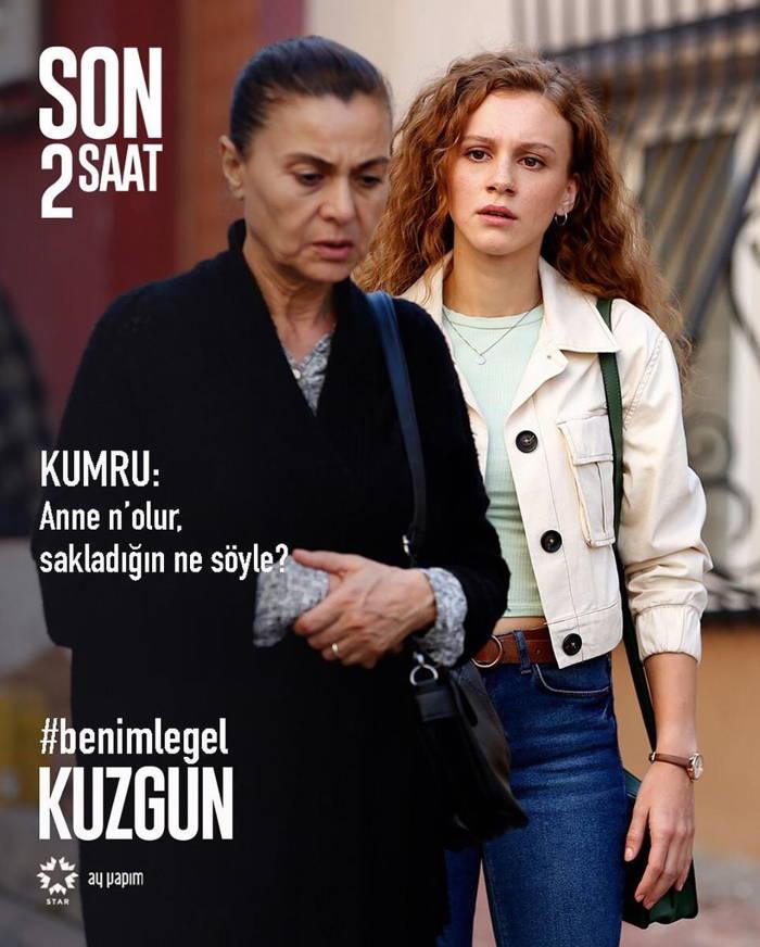 سریال ترکی کلاغ Kuzgun به همراه معرفی اسامی بازیگران و عکس های جدید
