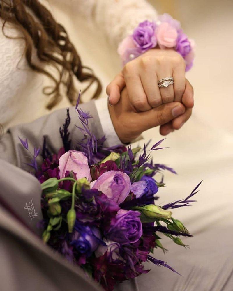 ژست عروس و داماد 2020 + عکس عروس و داماد عاشقانه