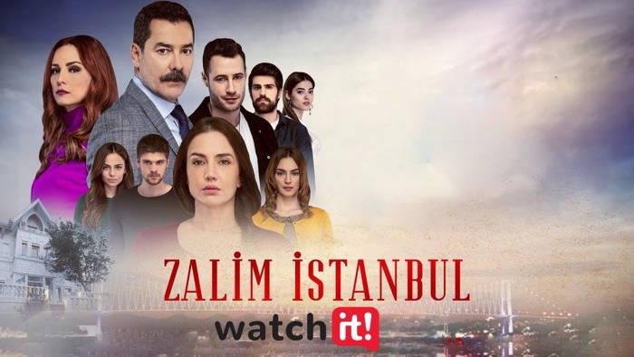 پوستر استانبول ظالم Zalim Istanbul