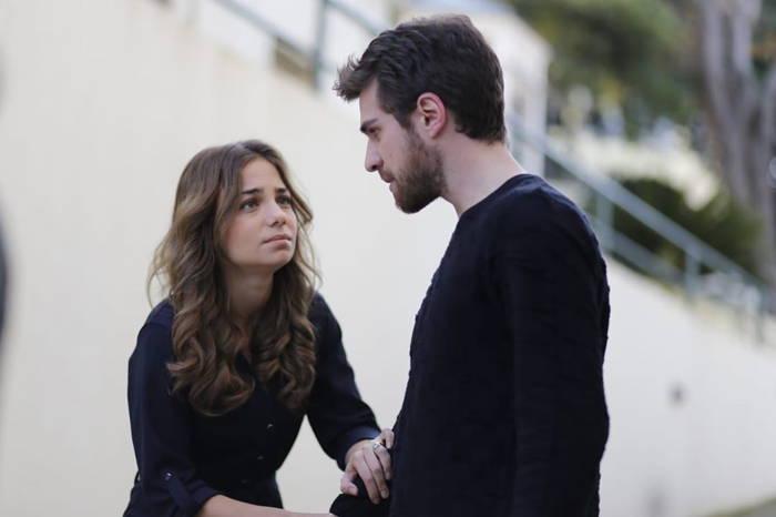 بهار شاهین Bahar Sahin و برکر گوون در سریال استانبول ظالم
