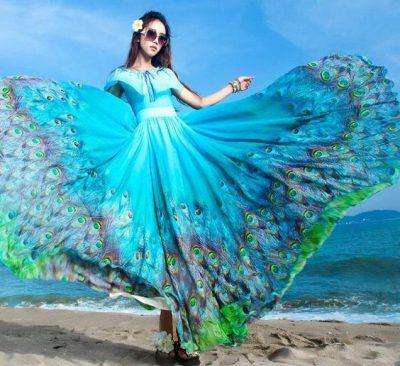 Photo of مدل لباس ساحلی بلند ، انواع مدل لباس ساحلی بلند زنانه 2020 – 99