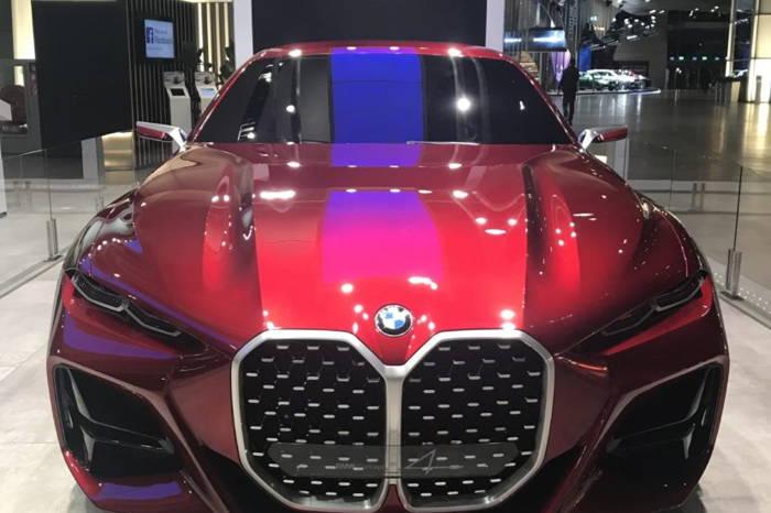 خودرو BMW کانسپت 4