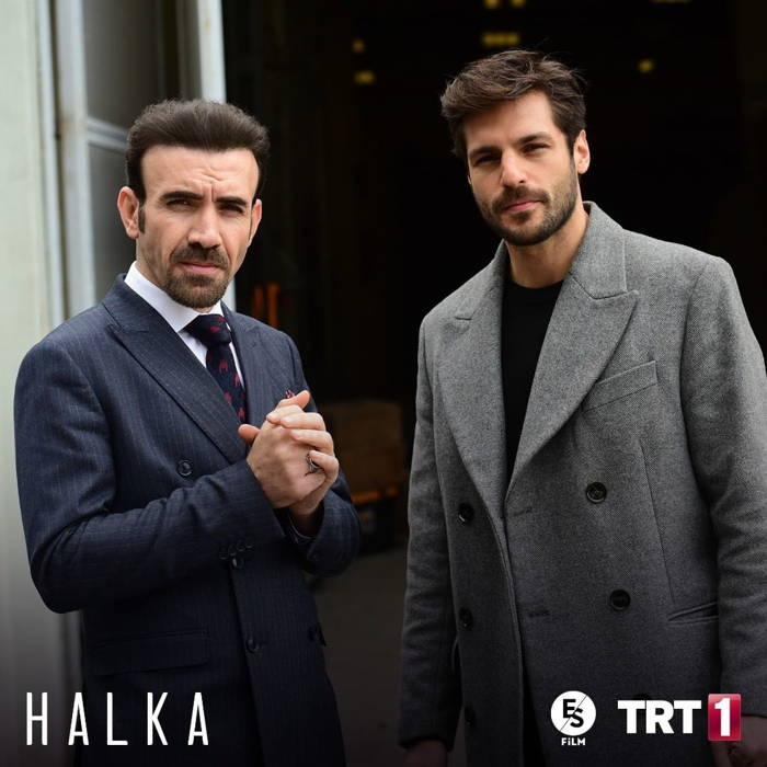 سریال ترکی حلقه Halka