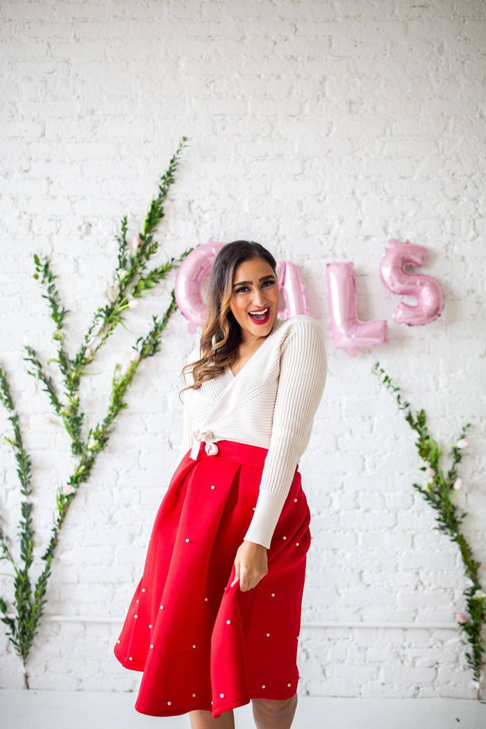 استایل دخترانه روز ولنتاین 2020