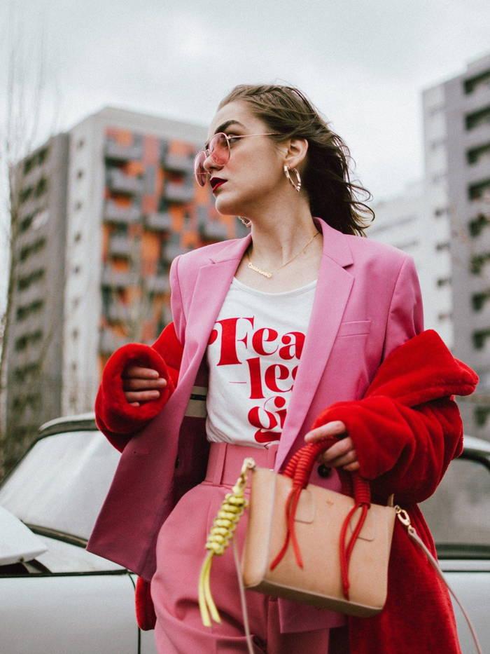 تیپ دخترانه روز ولنتاین 2020