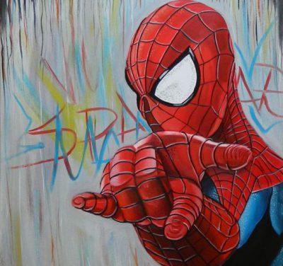 Photo of نقاشی مرد عنکبوتی جدید و آسان ، انواع طرح مرد عنکبوتی برای نقاشی کودکان