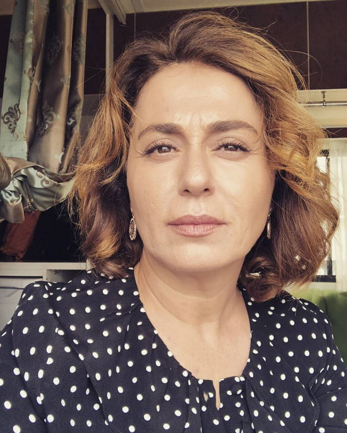 نازان کسال Nazan Kesal