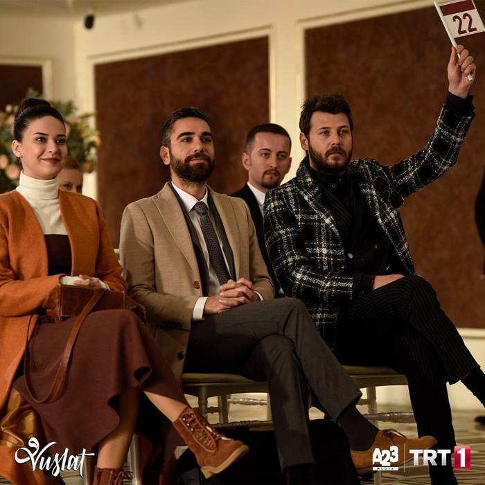 سریال ترکی وصلت Vuslat به همراه خلاصه داستان و معرفی بازیگران
