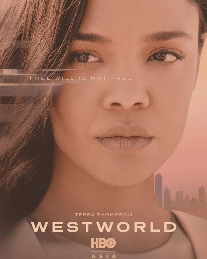 پوستر شخصیت های فصل سوم Westworld