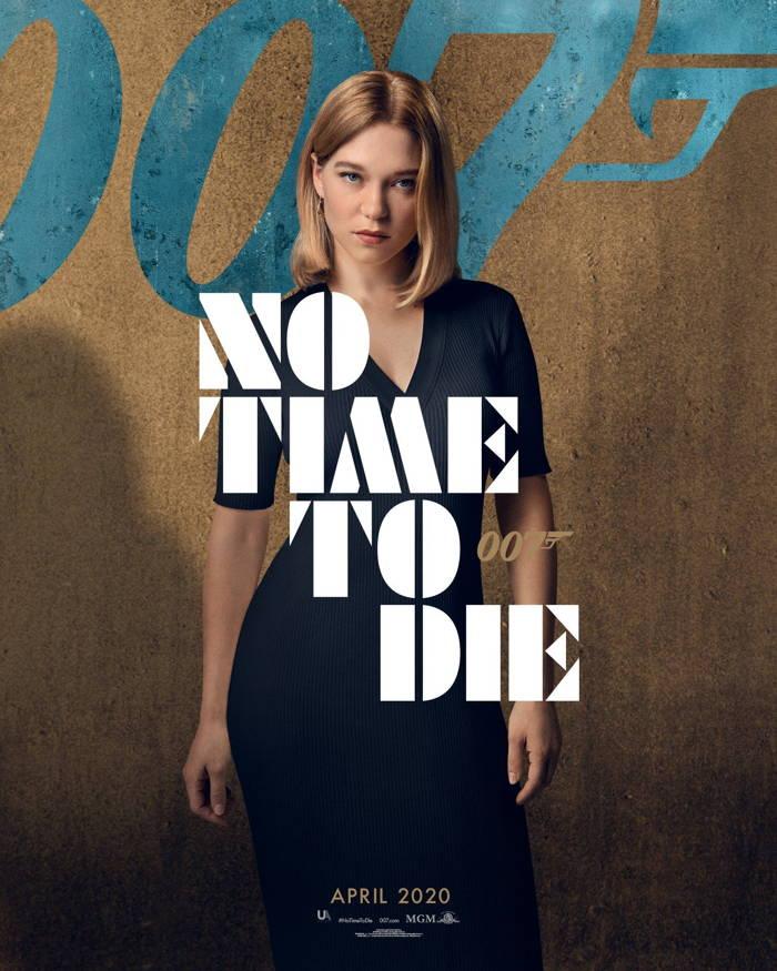 پوستر No Time To Die 2020 به همراه خلاصه داستان و معرفی بازیگران