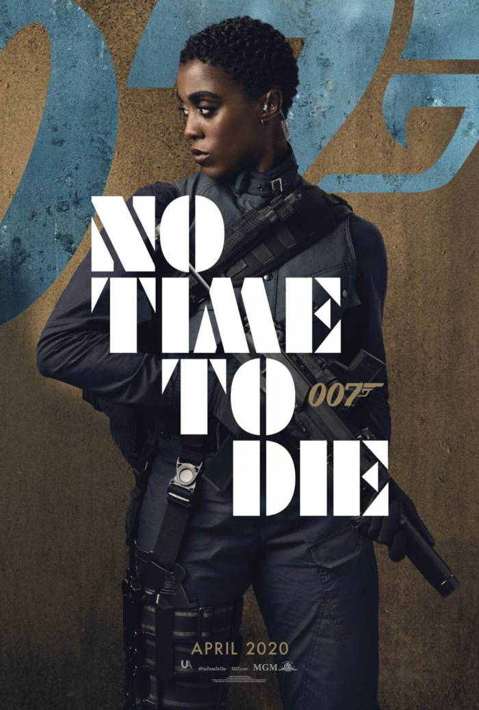 پوستر No Time To Die 2020